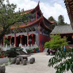 Temple des Bambou - Kunming