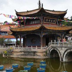 Temple Yuantong - Kunming