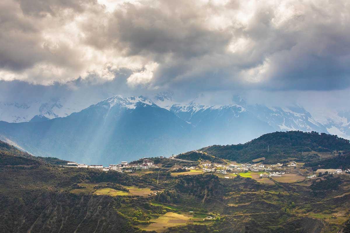 Christian et Clémence – Randonnée familiale sur les marches de l'Himalaya (7 jours)