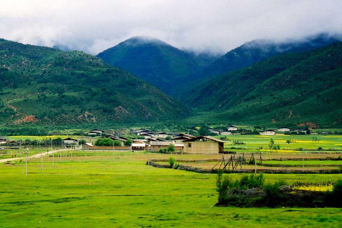 Jocelyne et Jacques – Diversités du Yunnan (15 jours)