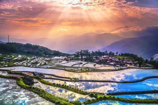 Yunnan-Yuanyang-Rizieres