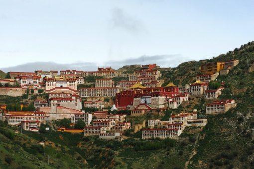 Ganden-Tibet